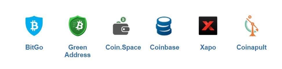 Web Bitcoin Wallets