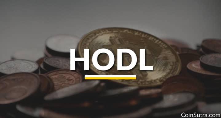 Buying & HODLing
