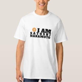Satoshi's T-Shirts