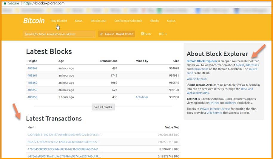 What Is A Block Explorer