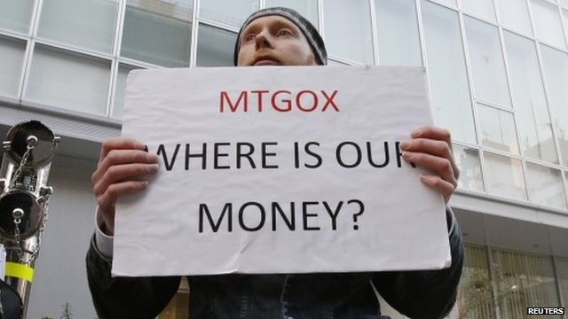 Mt. Gox scandal