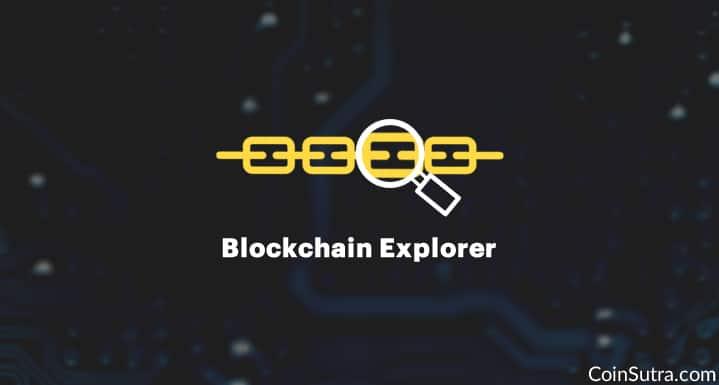 What Is A Blockchain Explorer