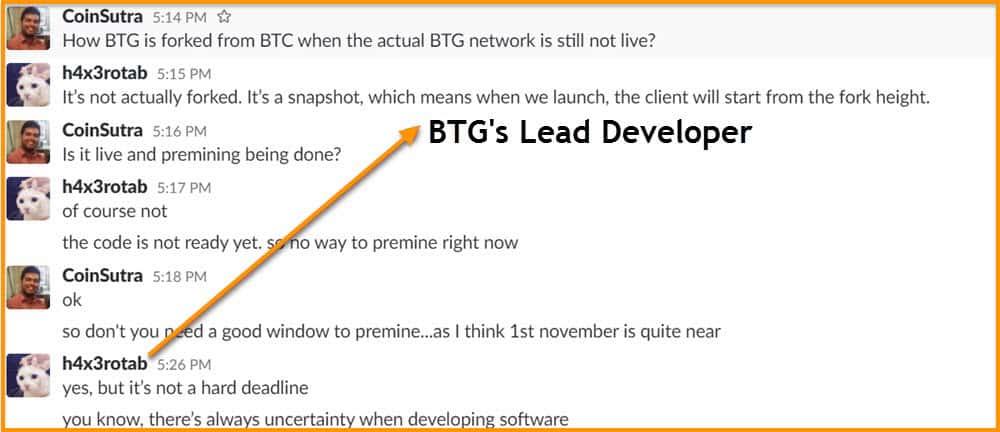 BTG-Dev
