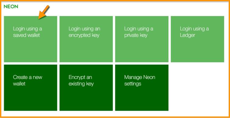 Login-Using-a-Saved-Wallet