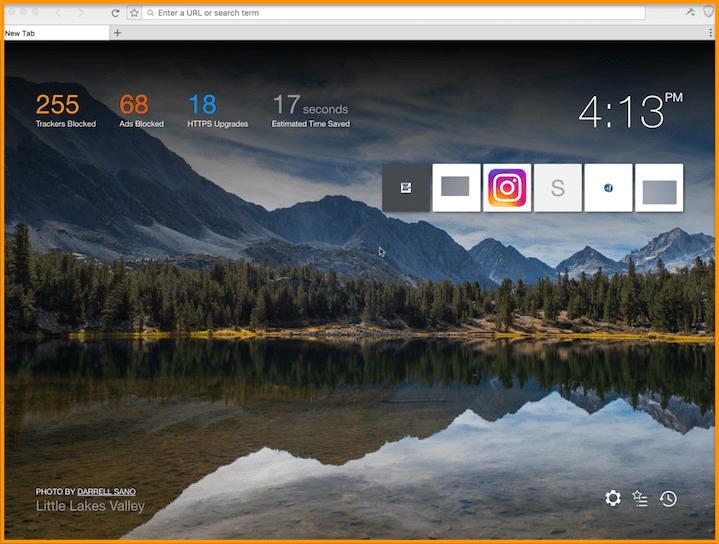 Brave-privacy-browser
