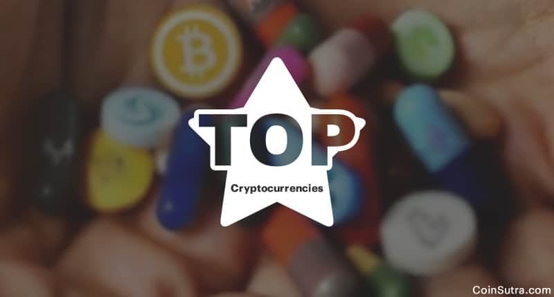 Top Cryptocurrencies From Different Categories