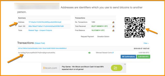 Bitcoin-Address