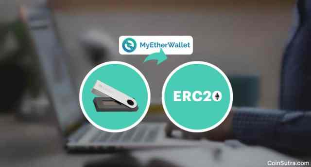 Send ERC20 Tokens From A Ledger Nano S