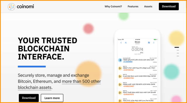 What Is Coinomi