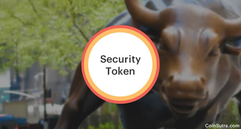 Security Tokens Bullish