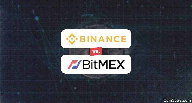 Binance Vs. Bitmex