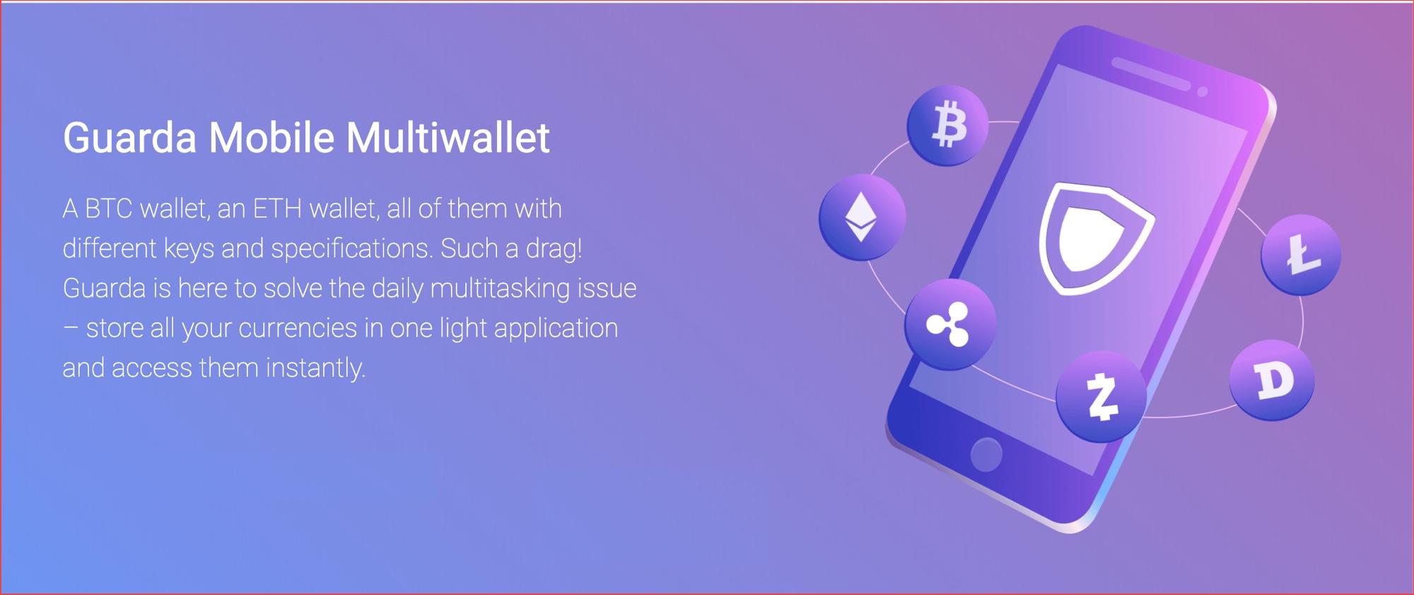 Guarda Wallet Review