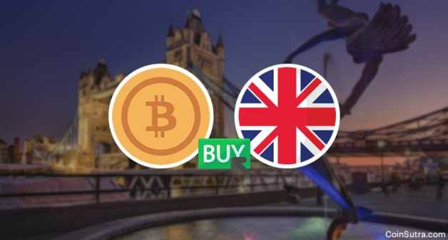 How to buy bitcoin UK