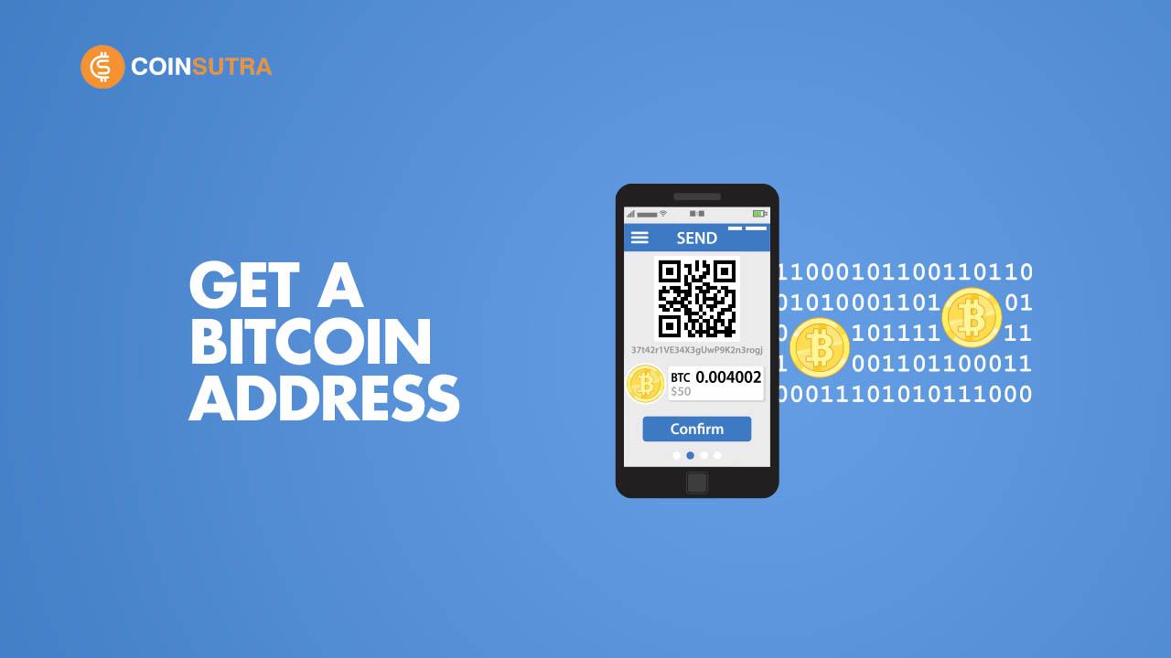 Get Bitcoin Address