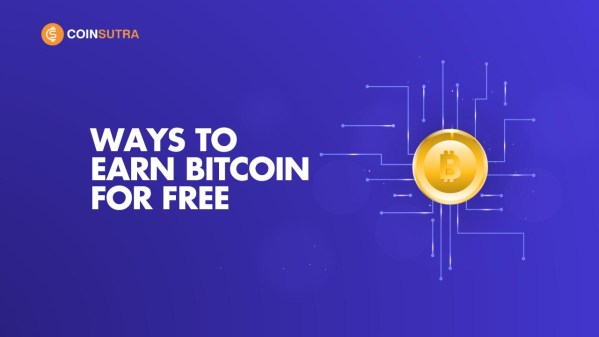 Ways To Earn Bitcoin for Free