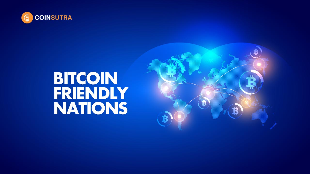 top Bitcoin-friendly countries