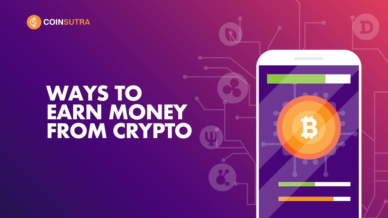 earn money from cryptocurrency