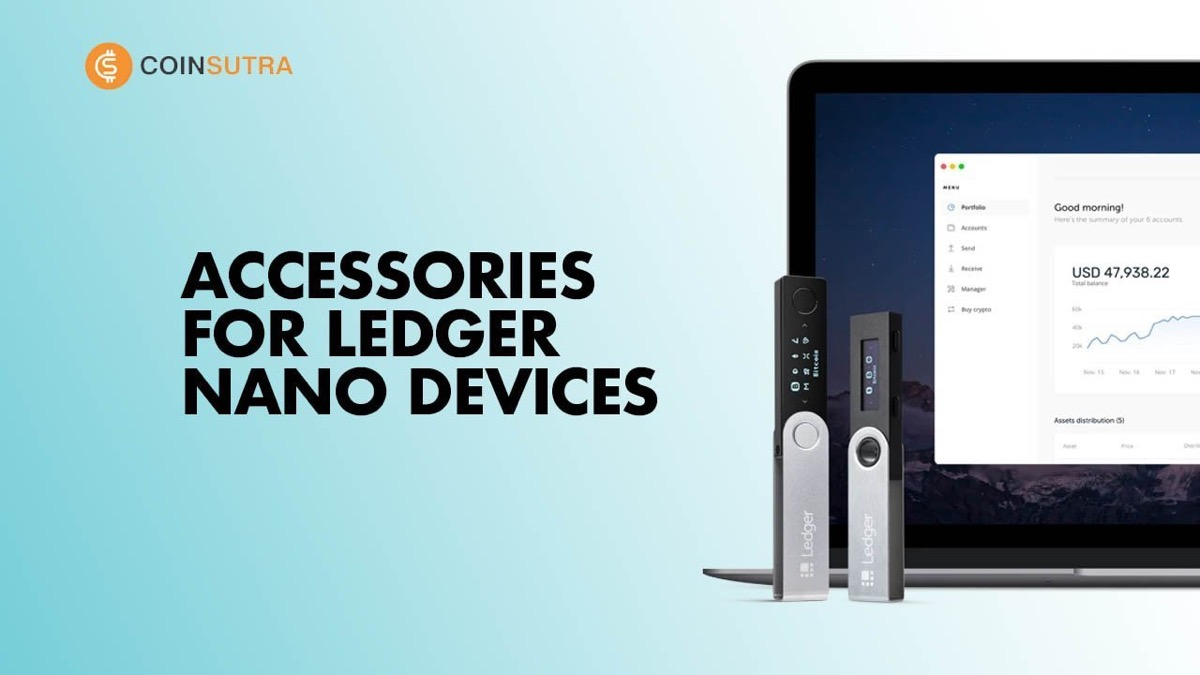 Accessories for ledger Wallets
