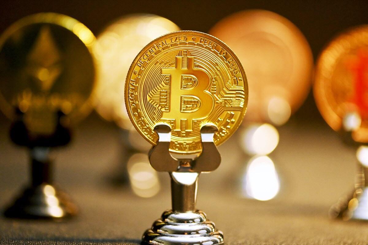 1. Bitcoin