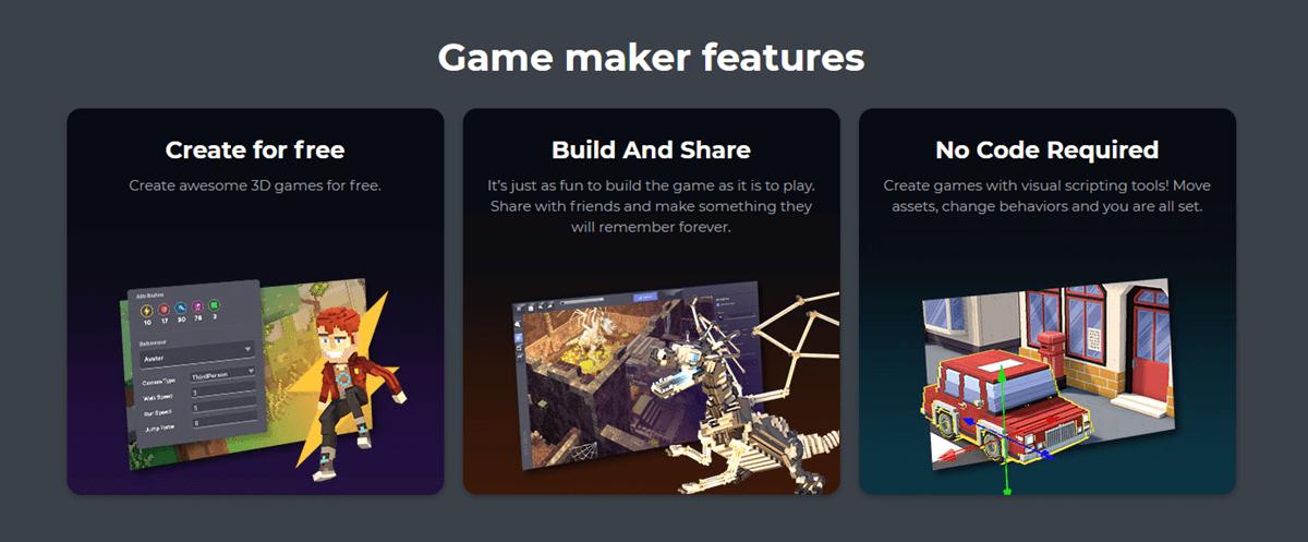 Sandbox Game Maker