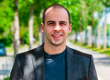 Co-founder and CEO Kiril Gantchev