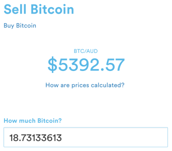 how to cash out your bitcoin