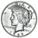 1923 Peace Dollar worth