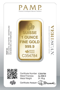 Don't Get Duped By Fake Minted Bars - Investing in Gold