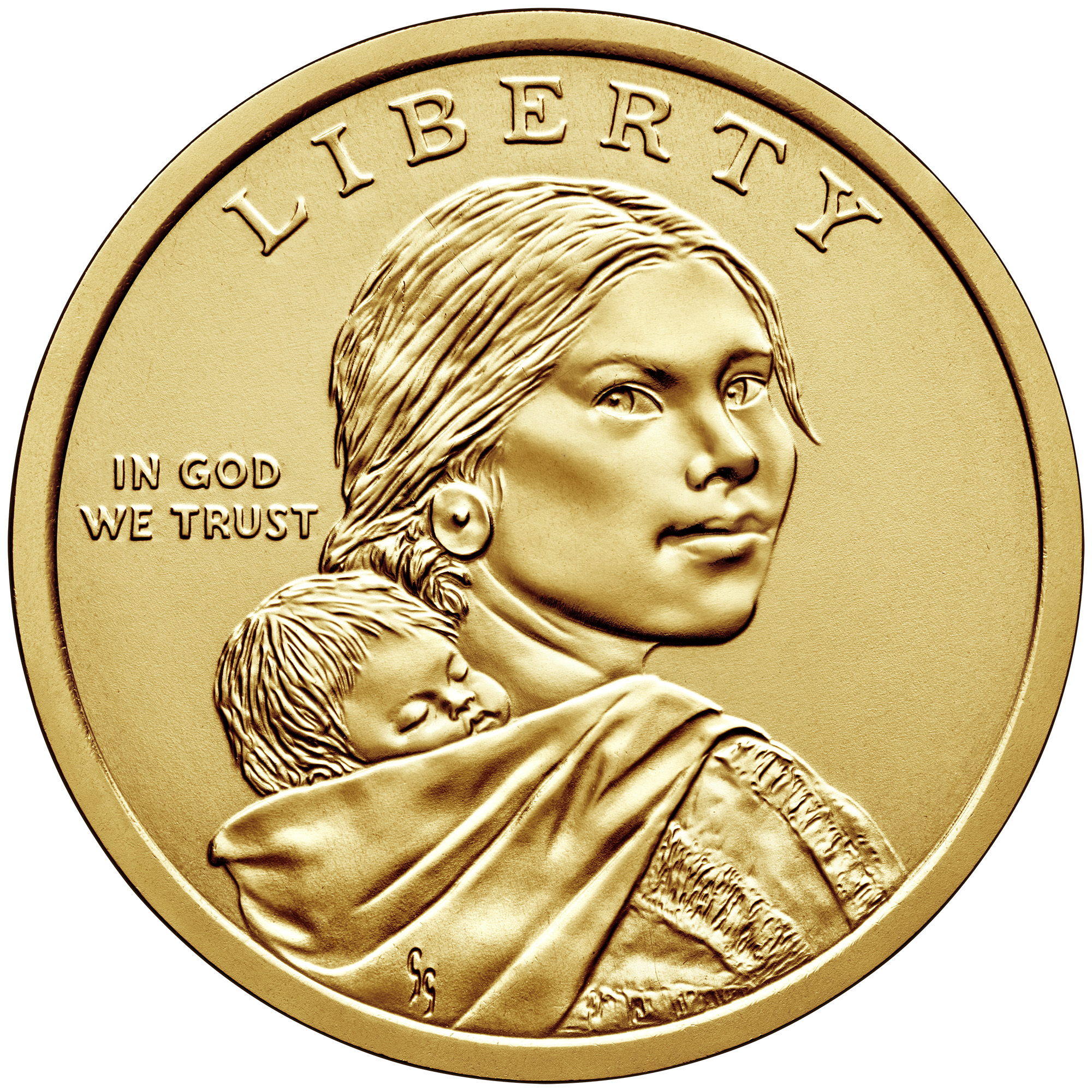 United States Mint Unveils Native American 1 Coin