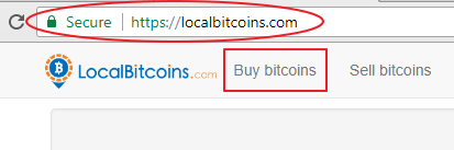 How to buy Bitcoin with Venmo in LocalBitcoins