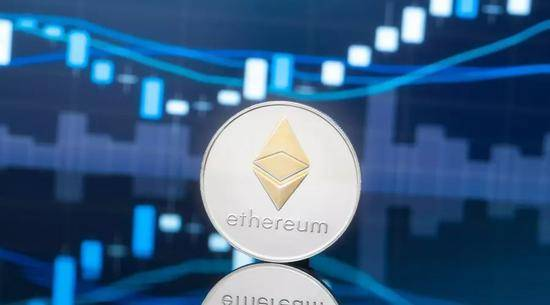 Data: .9 billion worth of Ether held by institutions