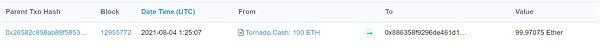 Another classic lightning loan arbitrage: Wault.Finance hacked event analysis