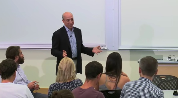US SEC Chairman Gary Gensler: The contradiction and balance of appointment