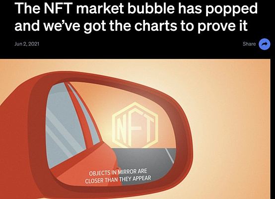 Look at NFT from another angle: a new type of social network