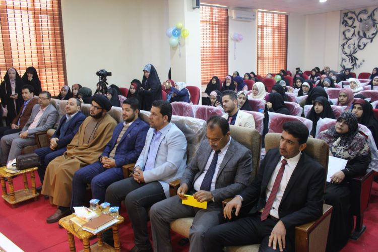 The-first-stage-in-the-DepartJurisprudence-held-a-celebration-on-the-occasion-of-the-birth-of-Al-Zahra'a-peace-be-upon-her