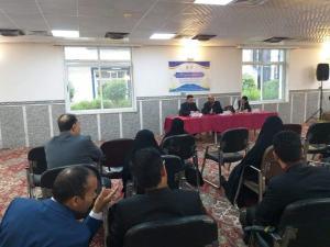 حضور ومشاركة أساتيذ كلية العلوم الاسلامية في المؤتمر الدولي لزيارة الاربعين