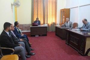 قسم الدراسات القرأنية يعقد ندوة حول تأسيس الجمعية العراقية للدراسات الفقهية والاصولية