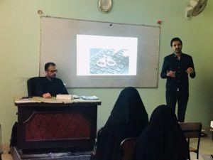 اختتام ورشات التعليم الالكتروني الخاصة بطلبة كلية العلوم الاسلامية