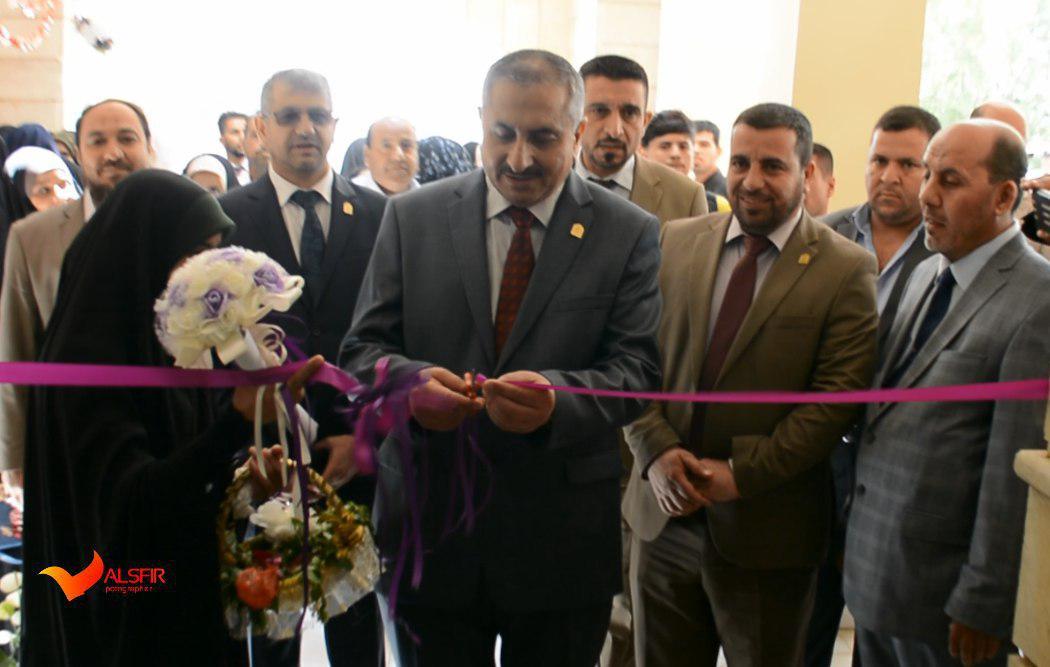 كلية العلوم الاسلامية تقيم مهرجان الامل المهدوي السنوي الاول
