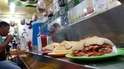 Os sanduíches da Casa da Mortadela sob a perspectiva de quem os comeu com gosto!