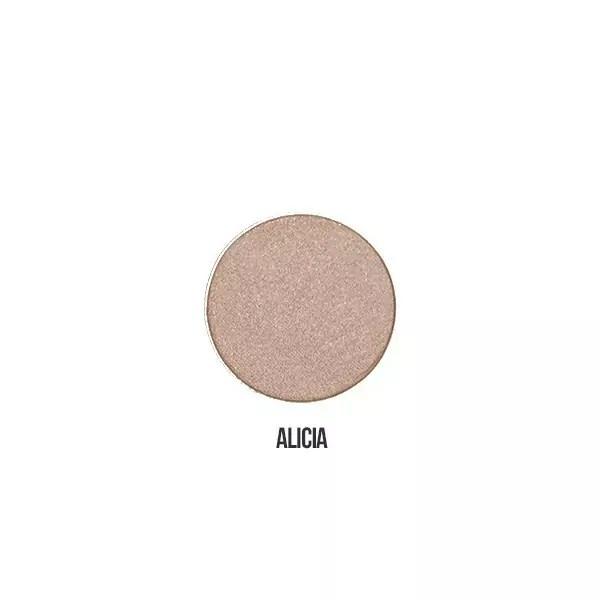 Sombra unitária compacta - Fand Makeup -ALICIA - FAND