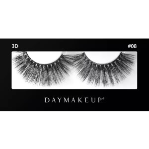 Cilios DAYMAKEUP #08 FALSE EYELASHES 3D