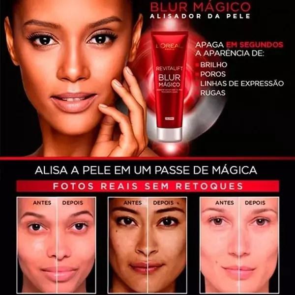 Revitalift Blur Mágico L'Oréal Paris –