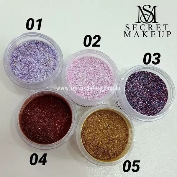 Glitter SM37- Secret Makeup