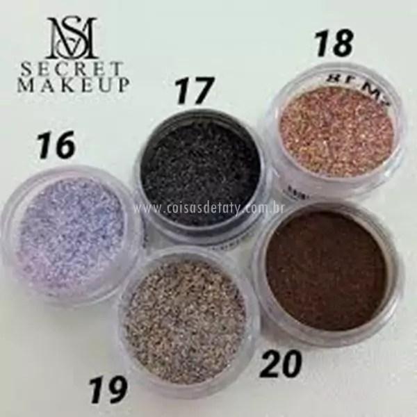 Glitter SM18 – Secret Makeup