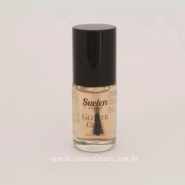 Glitter Glue Suelen Makeup