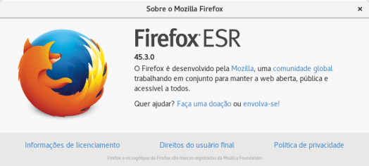firefox esr screen