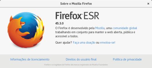 firefox esr screen