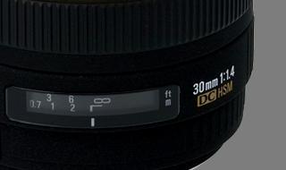 SIGMA 30mm ex dc hsm featured