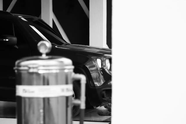 Fiat Renegade na garagem